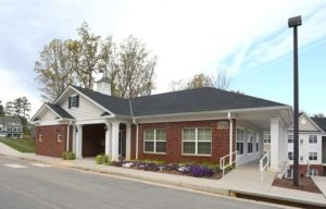 Treesdale Charlottesville Apartment Clubhouse