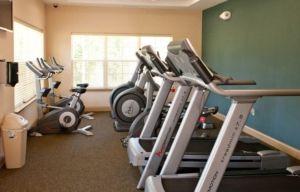 Charlottesville Apartment Fitness Center