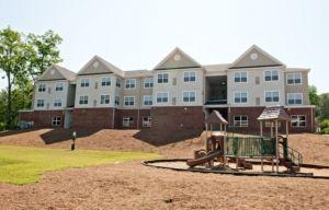 Charlottesville Apartment Playground