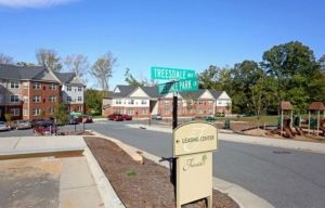 Treesdale Apartments in Charlottesville